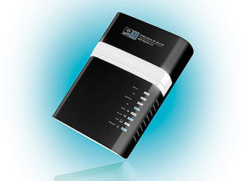 "7links Winziger WLAN-GSM-Router ""WRP-310.mini"" für 3G/UMTS 7links 3G- / UMTS-Router"