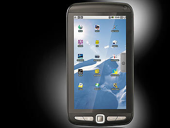 Android Entfernungsmesser Gps : Touchlet tablet pc x2g mit android2.2 gps & navi software westeuropa