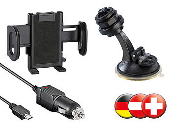 NavGear Navi-Upgrade-Kit für simvalley-Smartphone SP-60, D-A-CH