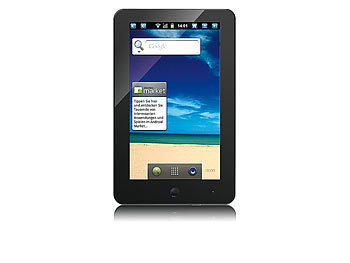 "TOUCHLET 1-GHz-Tablet-PC X3 Android 2.3, 7""-Touchscreen resistiv, HDMI TOUCHLET Android Tablet PCs (MINI 7"")"