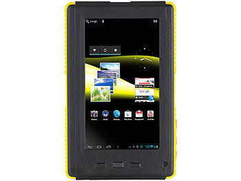 "TOUCHLET 7""-Tablet-PC X5.Outdoor mit Android 4.0, IP57-Schutz TOUCHLET Android Tablet PCs (MINI 7"")"
