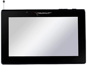 "TOUCHLET 7""-Tablet-PC ""X5.DVB-T"" mit Android 4.0, HDMI & GPS TOUCHLET Android Tablet PCs (MINI 7"")"