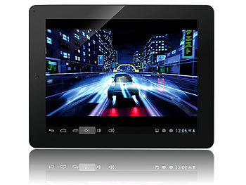 "TOUCHLET 9,7""-Tablet-PC X10.quad mit 4-Kern-CPU, HD-Display, Bluetooth TOUCHLET Android Tablet PCs groß"