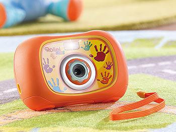 rollei kids digitalkamera mit farb display. Black Bedroom Furniture Sets. Home Design Ideas