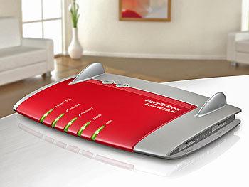 fritz box 7390 vdsl adsl wlan n router dect telefonanlage. Black Bedroom Furniture Sets. Home Design Ideas