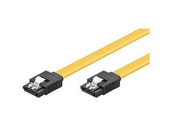 HDD/SSD SATA Kabel 1,5/3,0/6,0 GBit/s (SATA L-Type > L-Type) 0,5m / Sata Kabel