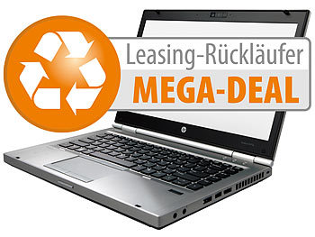 "hp Elitebook 8470p, 35,6 cm/14"", Core i5, 8 GB, 240 GB SSD, Win 10 (ref.) hp Notebooks"