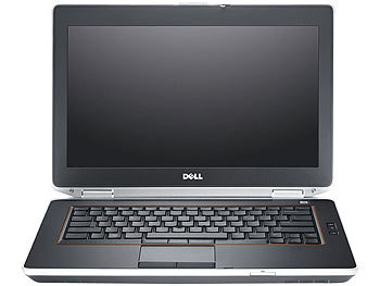 "Dell Latitude E6420, 35,6 cm / 14"", Core i5, Win 7, refurbished, mit Tasche Dell Notebooks & Laptops"