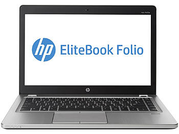 "hp Elitebook Folio 9470m, 35,6 cm/14"", Core i5, 256 GB SSD, Win 10 (ref.) hp Notebooks & Laptops"