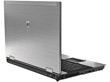"hp Elitebook 8540p, 39,6 cm / 15,6"", Core i5, 250 GB, NVS, Win 10 (ref.) hp Notebooks"