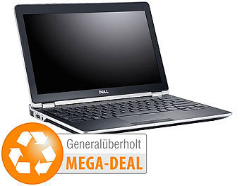 "Dell Latitude E6320, 33,8cm/13,3"", Core i5, 256 GB SSD (generalüberholt) Dell Notebooks"