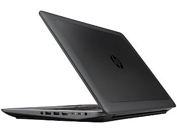 "hp ZBook 15, 39,6 cm/15,6"", Core i7, 16 GB, 500 GB (generalüberholt) hp Notebooks"
