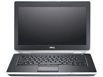 "Dell Latitude E6420, 35,6 cm/14"", Core i7, 8 GB, 320 GB, Win 10 (refurb.) Dell Notebooks"