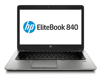"hp EliteBook 840 G1, 14"" / 35,6 cm, Core i5, 250 GB SSD (generalüberholt)"
