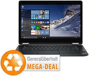 "Laptops: Dell Latitude E7470, 35,6cm/14"", Core i7, 16GB, 1TB SSD (generalüberholt)"