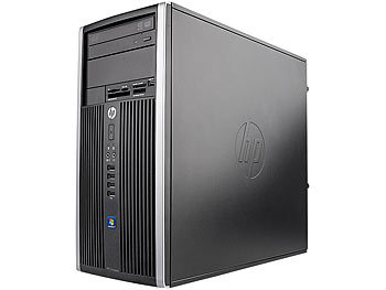 hp Compaq 6200 Pro MT, Core i3, 4 GB RAM, 500 GB HDD, Win 10 (refurb.) hp Computer