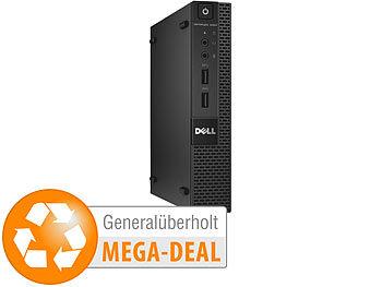 Optiplex 3020 MP, Core i5, 8 GB, 256 GB SSD (generalüberholt) / Pc