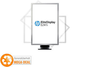 "IPS-LED-Monitor: hp Elitedisplay E241i, 24"" / 61 cm, 1920 x 1200, 8 ms (generalüberholt)"
