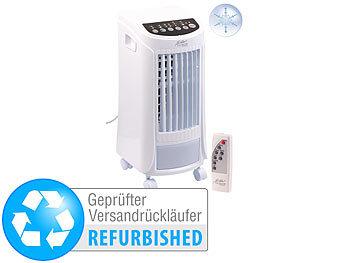 Luftkühler Klimagerät mobile Klimaanlage Luftreinigung Ionisierung Befeuchter