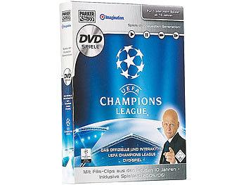 UEFA Champions League Quiz - Das DVD-Spiel / Pc Spiele