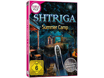 "Wimmelbildspiele: Purple Hills Wimmelbild-PC-Spiel ""Shtriga - Summercamp"""
