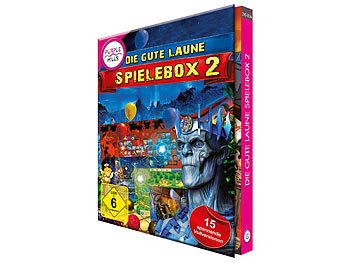 Purple Hills Spiel Computer: Die gute Laune Spielebox 2 ...