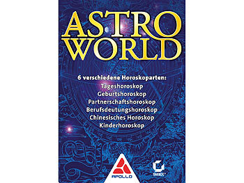 Apollo Astroworld Apollo Esoterik (PC-Software)