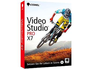 Videostudio Pro X7 / Videobearbeitung