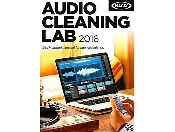 Audio Cleaning Lab 2016 / Audio Restaurator