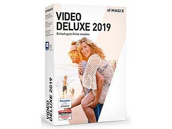 Video deluxe 2019 / Videobearbeitung