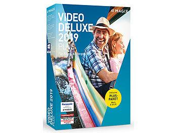 Video deluxe 2019 Plus / Videobearbeitung