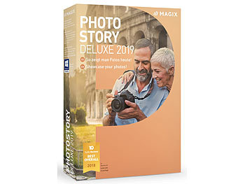 Photostory deluxe 2019 / Software