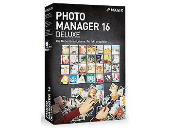 Photo Manager 16 deluxe / Software