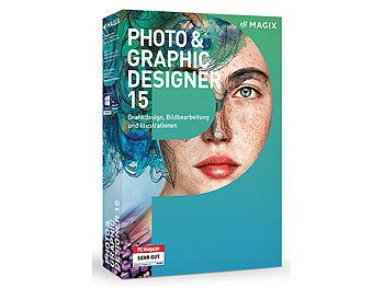 Photo & Graphic Designer 15 / Software