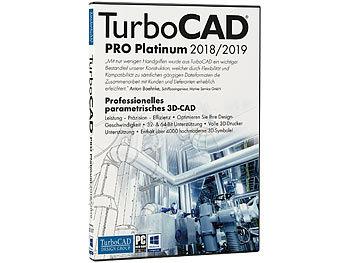 TurboCAD Pro Platinum V2018/2019 / Cad