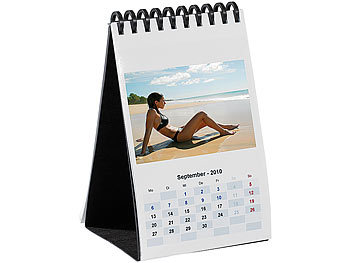 your design tischkalender set a6 hoch 260g m. Black Bedroom Furniture Sets. Home Design Ideas