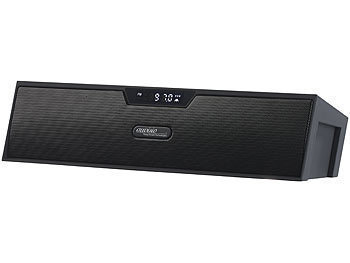 auvisio bt lautsprecher stereo lautsprecher bluetooth. Black Bedroom Furniture Sets. Home Design Ideas