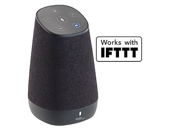 auvisio Funklautsprecher: WLAN-Multiroom-Lautsprecher mit Amazon ...