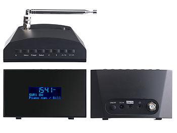 Vr Radio Digitaler Radio Receiver Digitaler Dab Fm Tuner Zum