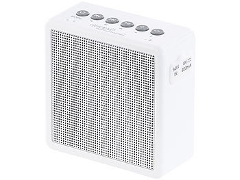 auvisio UKW-Steckdosenradio mit Bluetooth, Freisprecher, USB-Ladeport, AUX-in auvisio