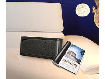 auvisio aktiv box premium 2 1 lautsprecher. Black Bedroom Furniture Sets. Home Design Ideas