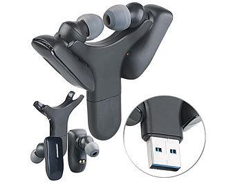True Wireless In-Ear-Headset IHS-430 mit USB-Ladehalterung und Bluetooth 4.1 10