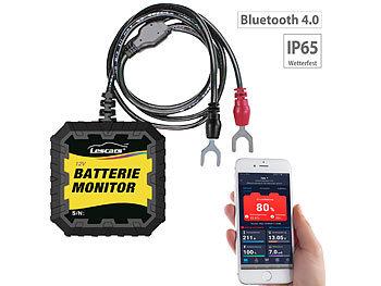 Lescars Kfz Batteriewächter: Kfz Batterietester und Wächter
