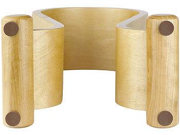 dynavox eleganter kopfh rer st nder kh 500 holz in birken optik. Black Bedroom Furniture Sets. Home Design Ideas