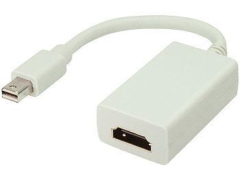Adapter Mini-DisplayPort-Stecker auf HDMI-Buchse / Hdmi Adapter