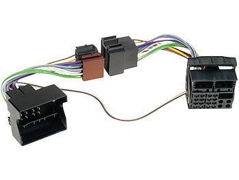 acv FSE-Adapter für Parrot in BMW und Landrover mit Quadlock, ISO-4-Kanal acv Parrot-FSE-Adapter