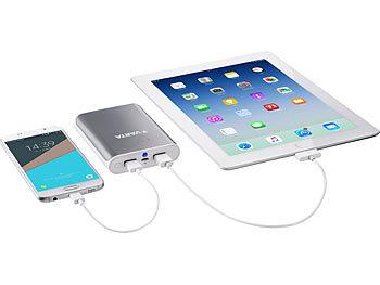 Varta Notfall Powerbank: USB Powerbank mit 10.400 mAh & LED