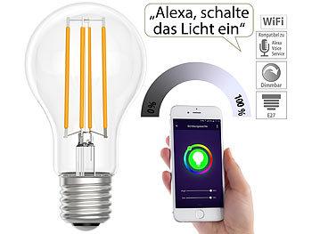 wie kann alexa lampen an und ausmachen