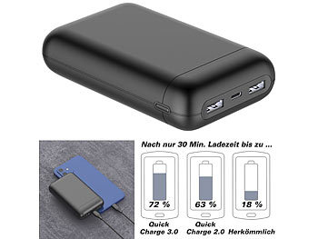 Supercharge-Powerbank