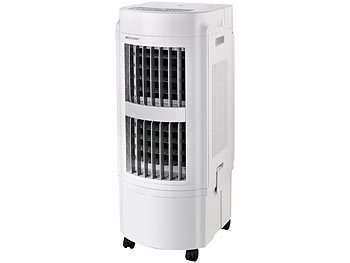 Verdunstungs-Luftkühler mit Walzen-Technologie, Timer, Ionisator, 100W / Luftkühler